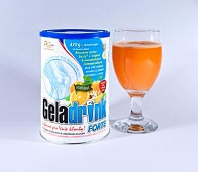 Bolest kloubů vám pomůže vyřešit Geladrink